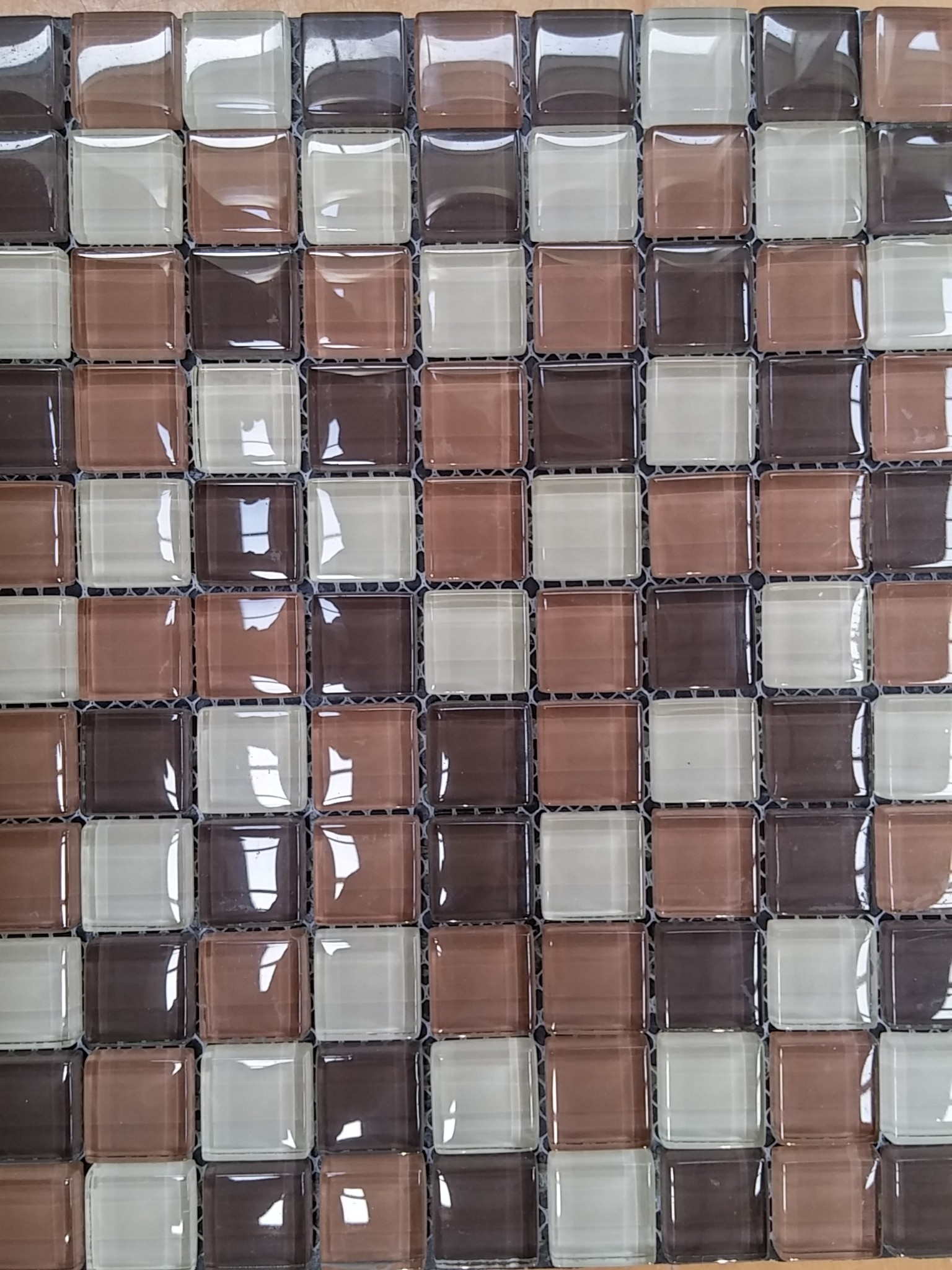 COLOURGLASS ROYAL MOCHA BLEND 30X30@EA