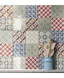 COUNTRY PATCHWORK 13.2 X 13.2 - SQM