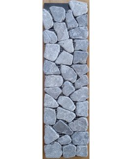 RIVERSTONE FLAT ICE PEBBLE 10X100 - EACH