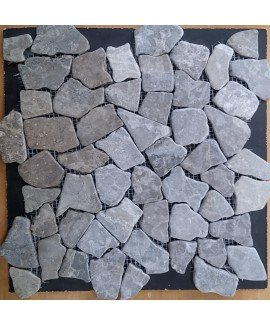 RIVERSTONE FLAT ICE PEBBLE 30X30 - EACH