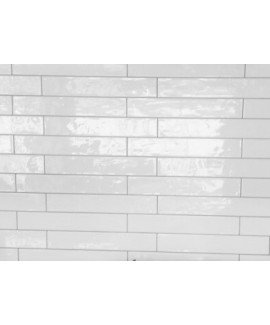 COUNTRY BLANCO GLOSS 6.5X40 - SQM