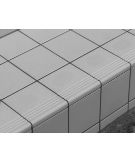 WINC STEPTREAD WHITE 10X10 - EACH