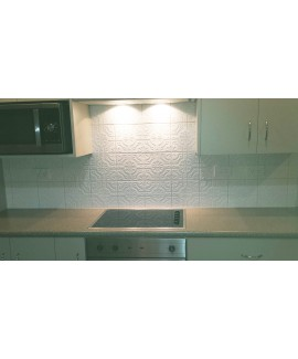 TRIPLEX REAL WHITE 20X20 - SQM