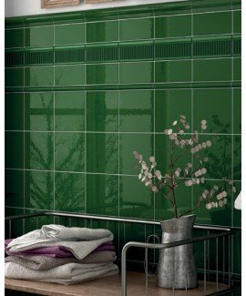 EVOLUTION VICTORIAN GREEN 7.5X15 - SQM